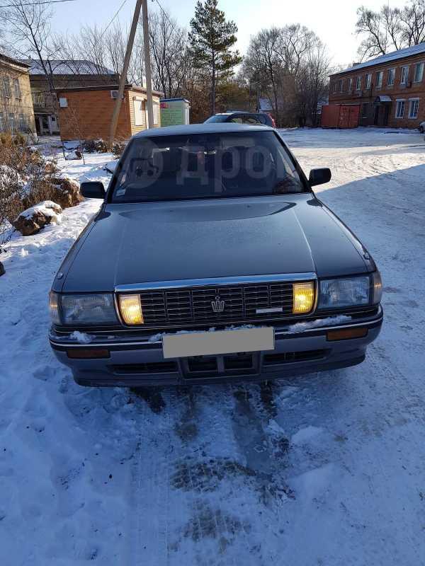 Toyota Crown, 1990 год, 205 000 руб.