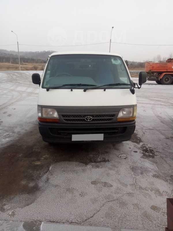 Toyota Hiace, 2003 год, 470 000 руб.