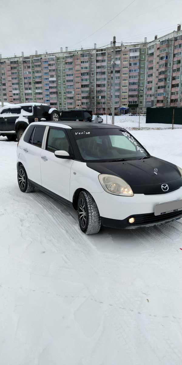 Mazda Verisa, 2006 год, 290 000 руб.