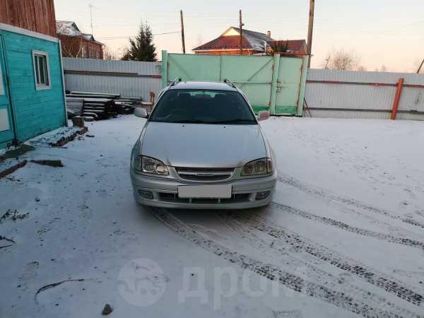 Toyota Caldina, 2001 год, 325 000 руб.
