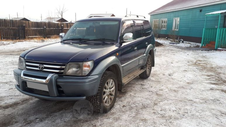 Toyota Land Cruiser Prado, 1997 год, 680 000 руб.