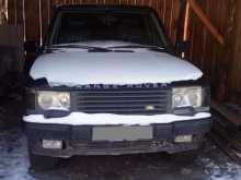 Чемал Range Rover 2001