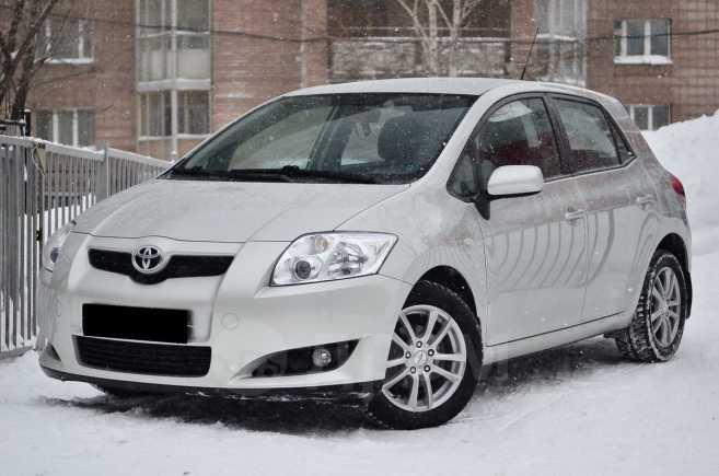 Toyota Auris, 2009 год, 465 000 руб.