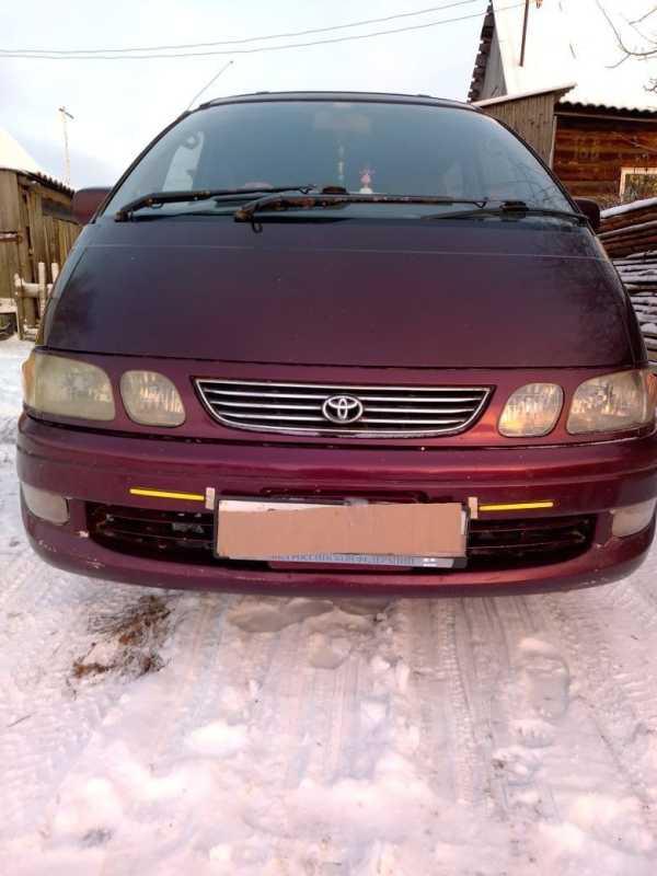 Toyota Estima Lucida, 1993 год, 230 000 руб.