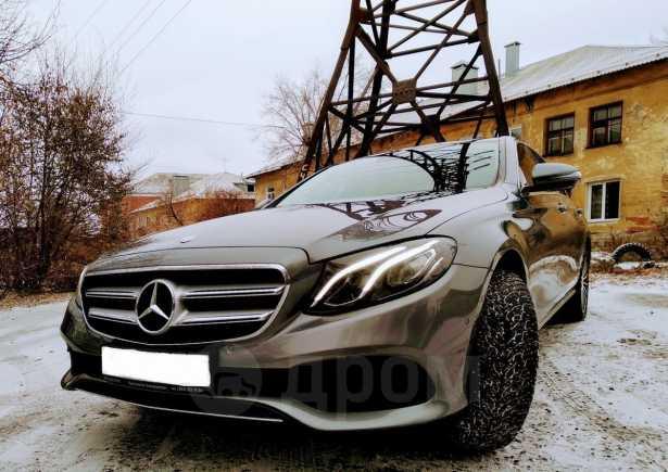 Mercedes-Benz E-Class, 2016 год, 2 280 000 руб.