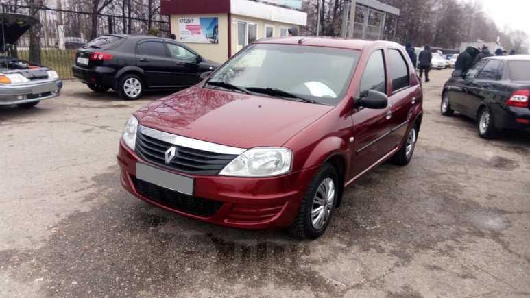 Renault Logan, 2013 год, 310 000 руб.