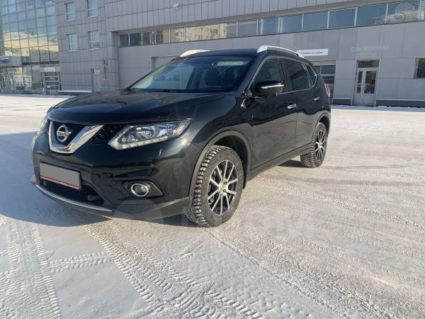 Nissan X-Trail, 2015 год, 1 149 000 руб.
