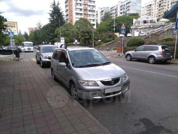 Mazda Premacy, 2000 год, 250 000 руб.