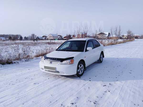 Honda Civic Ferio, 2002 год, 260 000 руб.