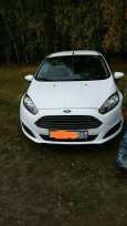 Ford Fiesta, 2016 год, 600 000 руб.