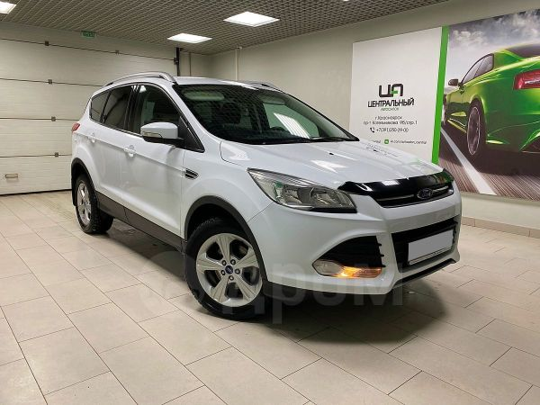 Ford Kuga, 2014 год, 967 000 руб.