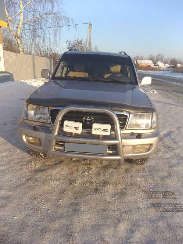 Toyota Land Cruiser, 2001 год, 830 000 руб.