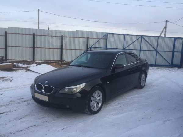 BMW 5-Series, 2005 год, 490 000 руб.