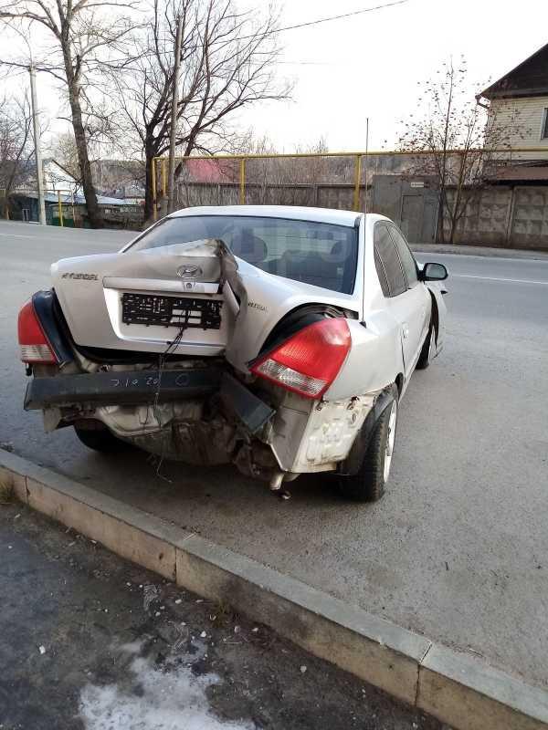 Hyundai Elantra, 2001 год, 55 000 руб.