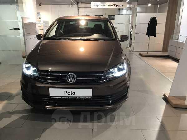 Volkswagen Polo, 2019 год, 855 617 руб.