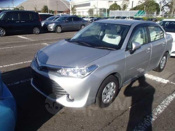 Toyota Corolla Axio, 2015 год, 575 000 руб.