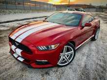 Челябинск Mustang 2016