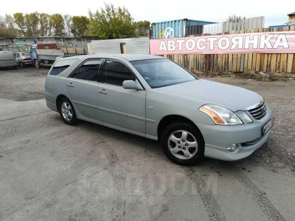 Toyota Mark II Wagon Blit, 2002 год, 260 000 руб.
