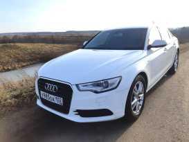 Уфа Audi A6 2012
