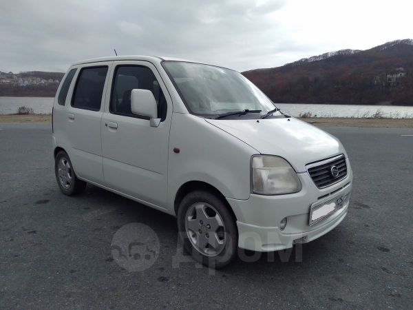 Suzuki Wagon R Solio, 2002 год, 149 000 руб.
