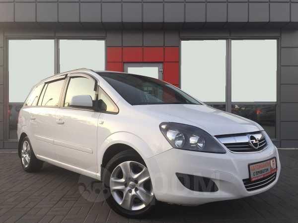 Opel Zafira, 2012 год, 534 000 руб.