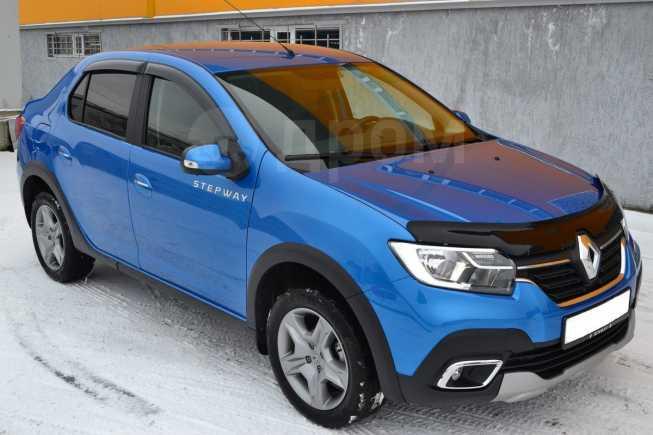 Renault Logan Stepway, 2018 год, 765 000 руб.