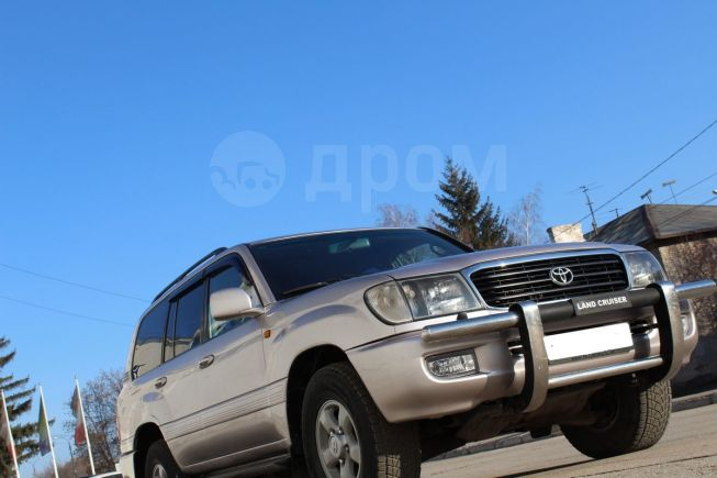 Toyota Land Cruiser, 2000 год, 880 000 руб.
