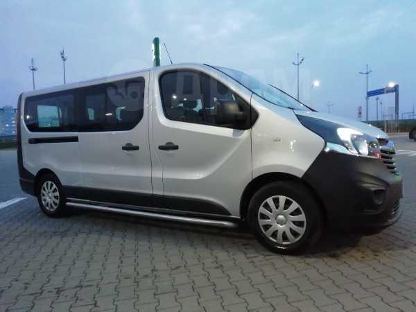 Opel Vivaro, 2015 год, 1 450 000 руб.