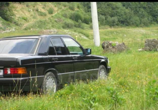 Mercedes-Benz 190, 1990 год, 220 000 руб.