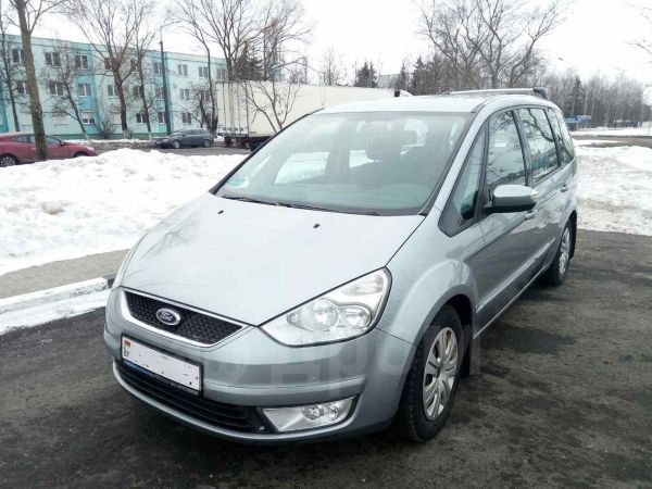 Ford Galaxy, 2009 год, 550 000 руб.