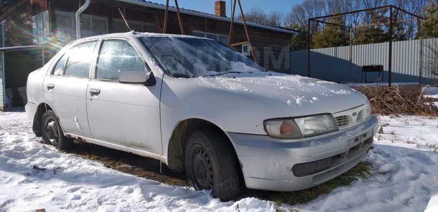 Nissan Pulsar, 1995 год, 55 000 руб.