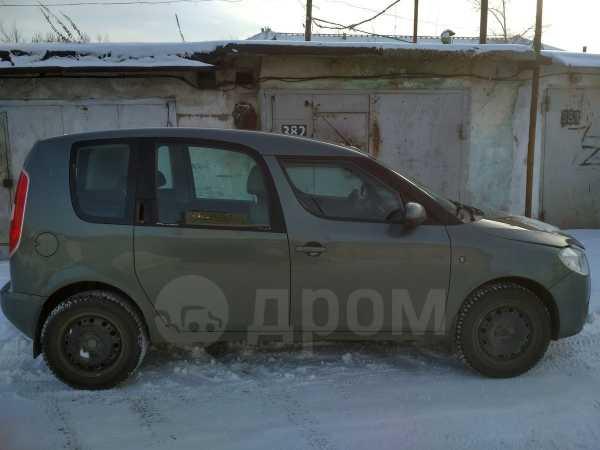 Skoda Roomster, 2008 год, 330 000 руб.