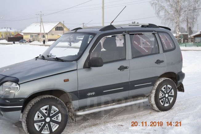 Chevrolet Niva, 2007 год, 265 000 руб.