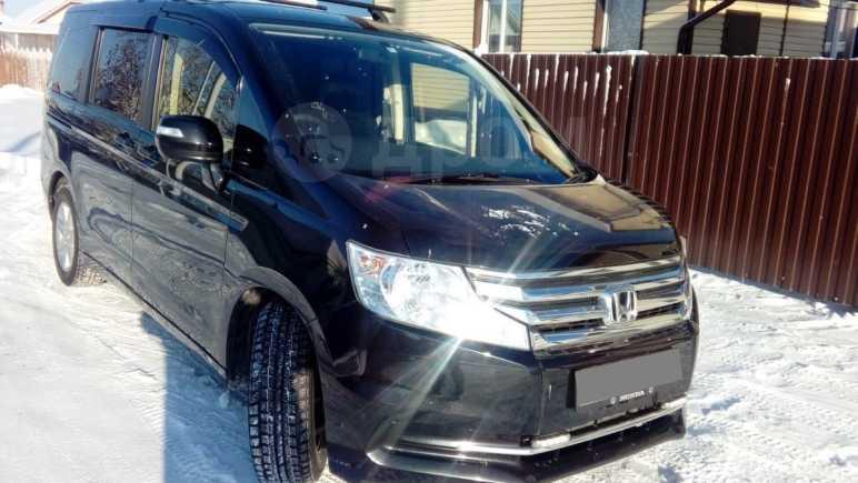 Honda Stepwgn, 2014 год, 1 200 000 руб.