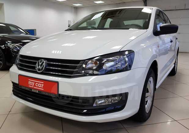 Volkswagen Polo, 2019 год, 820 000 руб.