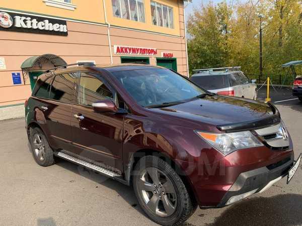 Acura MDX, 2008 год, 1 000 000 руб.