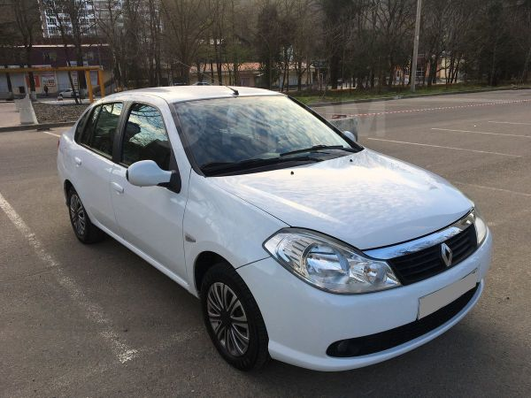 Renault Symbol, 2011 год, 290 000 руб.