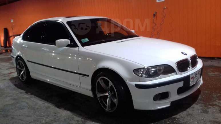 BMW 3-Series, 2002 год, 385 000 руб.