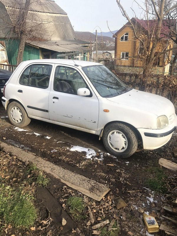 Nissan March, 2000 год, 55 000 руб.