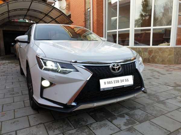 Toyota Camry, 2016 год, 1 349 000 руб.