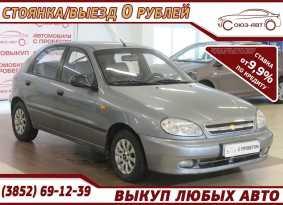 Барнаул Шанс 2010