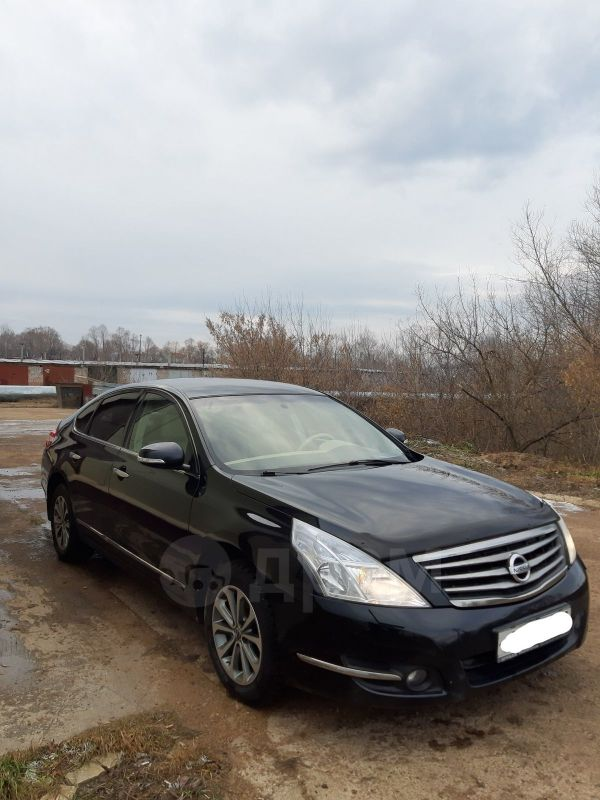 Nissan Teana, 2011 год, 629 000 руб.
