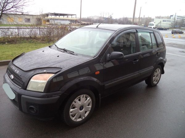 Ford Fusion, 2009 год, 268 000 руб.