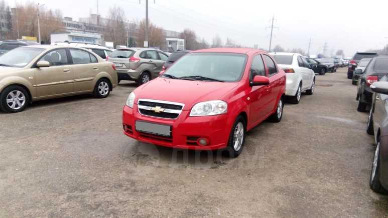 Chevrolet Aveo, 2008 год, 234 000 руб.
