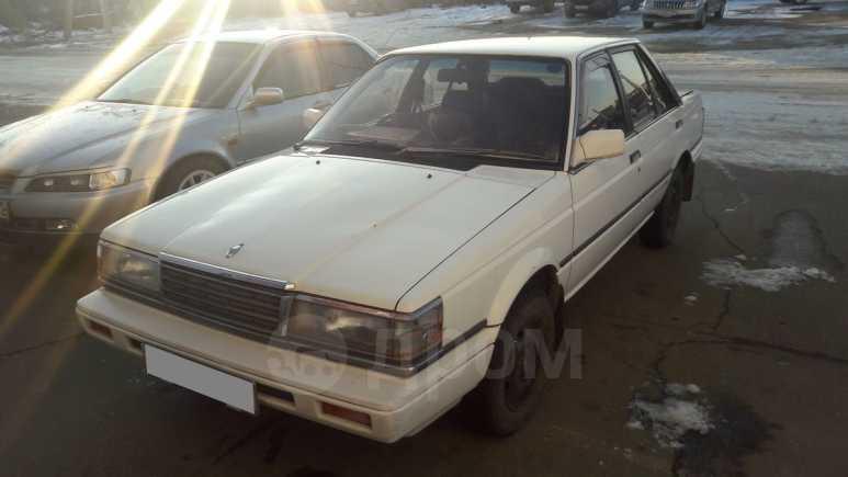 Nissan Laurel Spirit, 1987 год, 65 000 руб.