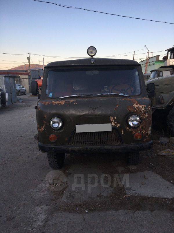 УАЗ Буханка, 1978 год, 140 000 руб.