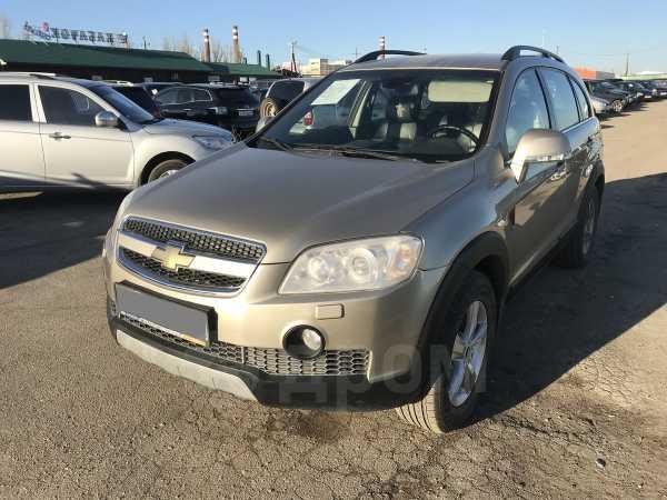 Chevrolet Captiva, 2009 год, 499 000 руб.