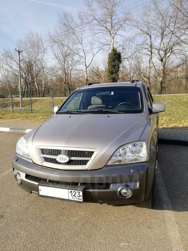 Kia Sorento, 2005 год, 465 000 руб.