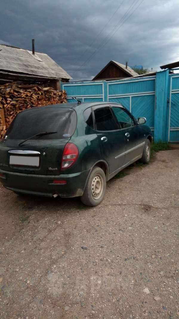 Toyota Duet, 2001 год, 115 000 руб.