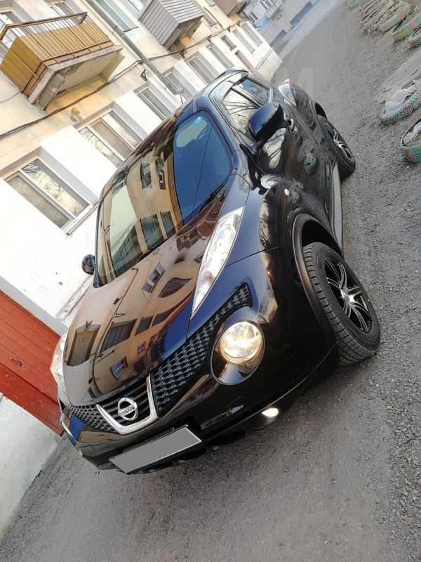 Nissan Juke, 2013 год, 640 000 руб.